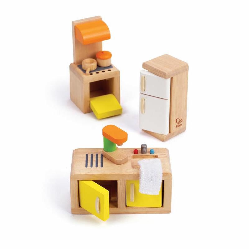 HAPE Puppenhausmöbel