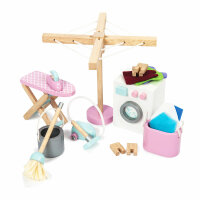 LE TOY VAN - Spielset Waschraum - Laundry-Room