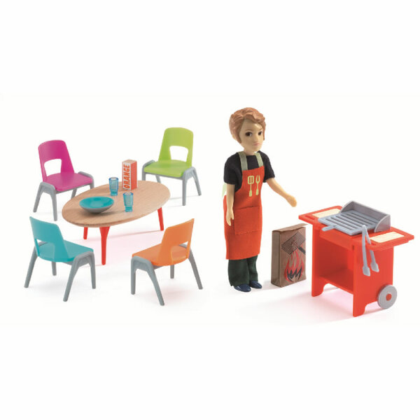 Großartig Selecta Puppenhaus Kinderzimmer Zeitgenössisch ...